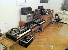 Synth row | Flickr - Photo Sharing!