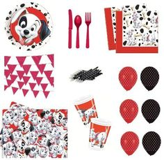 101 Dalmations Party Bumper pack for 8 Guests including tableware, cutlery, balloons, candles and decorations, http://www.amazon.co.uk/dp/B00DL7P2SY/ref=cm_sw_r_pi_awd_STO5sb0ZN3Z1X