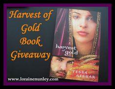 Giveaway at Loraine Nunley's website: Harvest of Gold by Tessa Afshar…