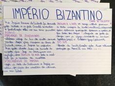 IMPÉRIO BIZANTINO Bb, Study, Random, School, Fashion, Study Tips, Evening Routine, Russian Revolution, Concept Diagram