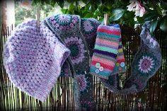 Cold, rainy and dark, Winter has truly set in. No better time to finally finish a few crochet projects to keep myself warm and cozy this se. Plum Tart, Warm And Cozy, Crochet Projects, Knitted Hats, Sugar, Wool, Patterns, Knitting, Winter