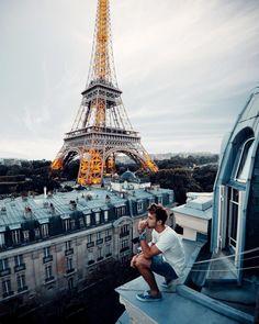 Outstanding Underwater And Adventure Photography By Sam Kølder Travel Pictures, Travel Photos, Paris France, Sam Kolder, Paris Torre Eiffel, Tour Eiffel, Eiffel Tower Photography, Adventure Photography, Photography Poses