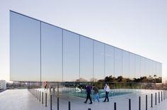 Mirrored Facades
