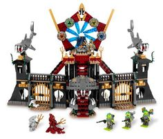 Buy LEGO Portal of Atlantis Set from This LEGO Atlantis set contains 1055 pieces including 7 minifigs. Lego Toys, Lego Duplo, Lego Ninjago, Atlantis, Bionicle Heroes, Lego Bionicle, Cheap Lego, Portal, Lego Universe