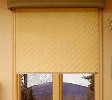 """Window quilts to help lower heating bills. """"I used old mattress pads from Goodwill for the inner layer of mine."""""""