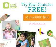 Kiwi Crate Offers FREE Trial!