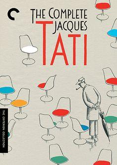 The Complete Jacques Tati (Jour de fête, 1949; Monsieur Hulot's Holiday, 1953; Mon oncle, 1958; PlayTime, 1967; Trafic, 1971; Parade, 1974) - No. 729 [Box Set]