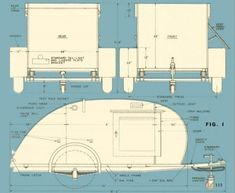 Teardrop Camper Build Plans | Teardrop Travel Trailer Floor Plans http://www.musicfestivaljunkies ...: