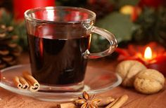 Learn how to cook/make Mulled Wine for Kids. Recipe of Mulled Wine for Kids with ingredients and cooking instruction. Spiced Wine, Winter Drink, Hot Toddy, Christmas Wine, Christmas Punch, German Christmas, Christmas Kitchen, Victorian Christmas, Recipes