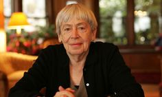 "Literary Birthday - 21 October - Ursula K. Le Guin - ""While we read a novel, we are insane—bonkers. We believe in the existence of people who aren't there, we hear their voices… Sanity returns (in most cases) when the book is closed."""