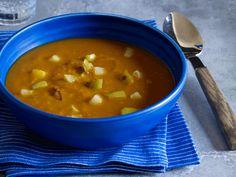 Curried Apple-Pumpkin Soup