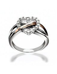 promise ring- a promis to myself to stay on track during the holidays and always.    plus, this is just wicked pretty!