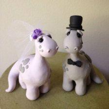 Fatti a mano - Decorazioni per torte in Decorazioni - Etsy Matrimoni - Pagina 5