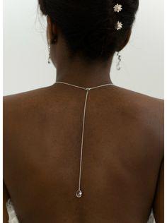 Un petit détail original qui donnera une touche précieuse à votre dos.