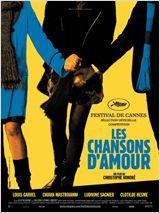 Les chansons d'amour,2007, de Christophe Honoré avec Louis Garrel, Ludivine Sagnier, Chiara Mastroianni.....