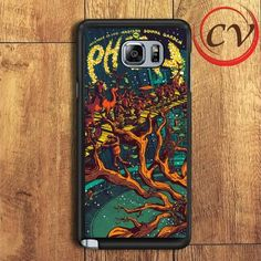 Phish Cover Samsung Galaxy Note 5 Case