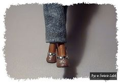 Handmade shoes for dolls tutorial