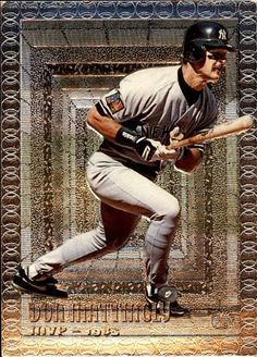1995 Topps - Don Mattingly - Yankees - Card # 115 by Topps. $1.95. 1995 Topps - Don Mattingly - Yankees - Card # 115