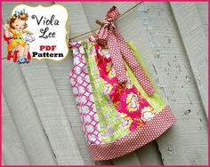 I am so making one for my little sweet; and one for Lacy (American Girl doll) too!