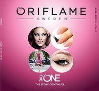 Oriflame catalogue :)