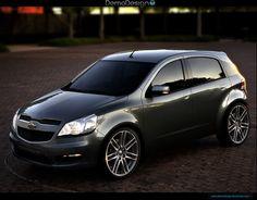 Chevrolet Agile Chevrolet Agile, Wallpapers, Future, Truck Accessories, Pai, Ideas, Garage Workshop, Character, Transportation