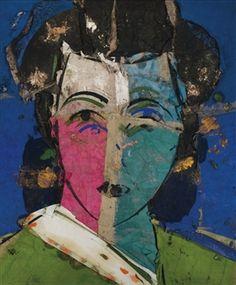 Vivianne con Traje Verde By Manolo Valdés ,2011