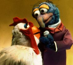 gonzo and camilla | The Muppet Mindset: Weekly Muppet Wednesdays: Gonzo