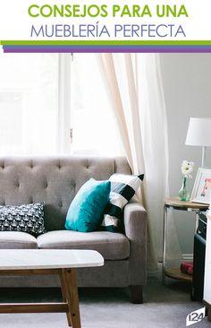 Mantén tu hogar impecable con estos tips #mueblería #familia #hogar