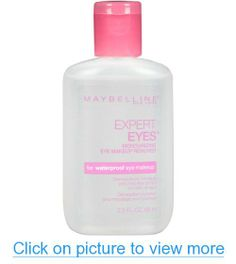 Maybelline Expert Eyes Mascara Remover, Moisturizing , 2.3 fl oz (68 ml) #Maybelline #Expert #Eyes #Mascara #Remover #Moisturizing # #fl #oz #ml