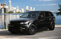 range rover sport 2015 black - Range Rover Sport 2015 a Deliberate Luxury Support to Sport – Avto Today 2012 Range Rover, Range Rover Svr, Top Luxury Cars, Luxury Suv, Range Rover Schwarz, My Dream Car, Dream Cars, Range Rover Sport Black, R35 Gtr