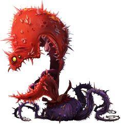 Rayman Origins: King Carnivora (Corrupted)