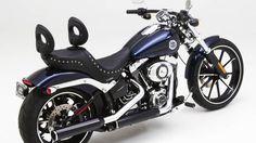 2013 Harley-Davidson Breakout Gets Corbin Seats