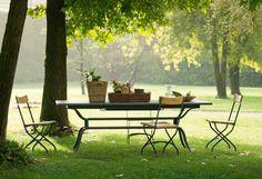 Table Rectangulaire de jardin Avalon en Fer - Unopiù