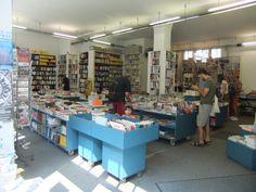 [Day 17] Favourite Bookshop - One of the many bookshops of Kreuzberg