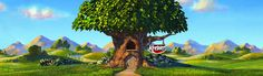 A Guided Tour Inside the Keebler Hollow Tree