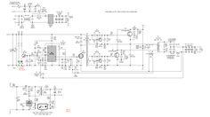 Sch�ma regulovateln�ho sp�nan�ho zdroje 3-60V 40A