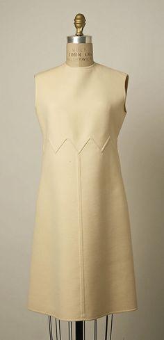 Valentino Ensemble (coat and dress), 1968