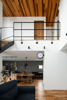 Japanese Interior Design, Bedroom Loft, Minimalist Home, My House, Minimalism, Sweet Home, House Design, Living Room, Architecture