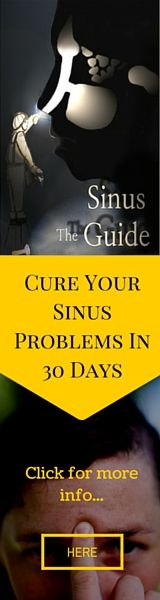 Learn how to relieve sinus pressure using facial sinus pressure points. Relieve sinus pressure in minutes the natural way. Click for more information...