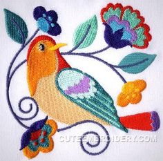 FREE JACOBEAN EMBROIDERY DESIGNS « Machine Embroidery Patterns