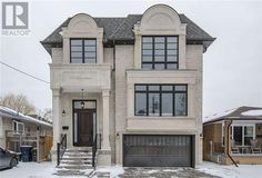 **Tarion Warranty**Absolutely Spectacular-Impressive Spacious Living Area-Apx 4000Sf Plus Prof. Finshed W/O Bsmt/Custom-Built Home--Superb Craftmanship-Elegantly Designed/Extensive Use Of Imported Marble & Rich Wood-Trim Work,Coferd Ceng/Hi Cengs(14' & 12' & 10') & Gourmet/State-Of-Art Kit W/Top Notch Appls/Butler Area-Oversized Centre Island,Luxurious Master W/Fireplace & W/I Closet & Spea  Check out this great home on http://detachedhouseforsale.com - 234 OLIVE Avenue , Toronto, Ontario…