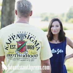 e382d7b62 #LoveTheLab houndstoothpress.com | Fraternity and Sorority Shirts | TShirts  | Sorority T
