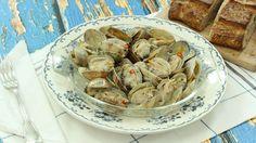 Almejas a la marinera de 'Robin Food'