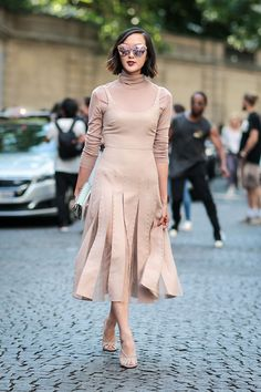 Best Street Style Couture Fashion Week AW16 Paris - July 2016