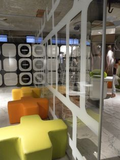 """""""different suites X different people"""" by Simone Micheli architect #fuorisalone2016 #milandesignweek #glass #mirror #VenturaLambrate #suitesXpeople #simonemicheliEVENTS"""