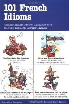101 French Idioms by Jean-Marie Cassagne, http://www.amazon.com/dp/0844212903/ref=cm_sw_r_pi_dp_xTSKqb0MAPSJE