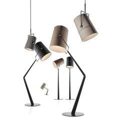 Diesel Lamp - Fork Sospensione, design lamp van Diesel met Foscarini www.misterdesign.nl