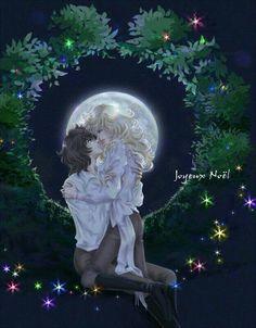 Moonlight of Noel Samurai Champloo, Oscar, Sweet Couple, Character Design References, One Punch Man, Sword Art Online, Rose, Anime Love, Sailor Moon