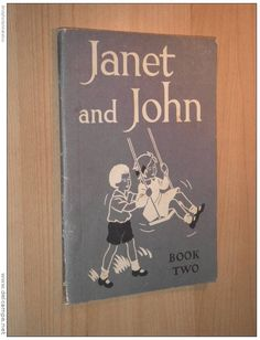 Janet and John books. A whole generation learnt to read with these.including me! 1970s Childhood, My Childhood Memories, Janet And John Books, Family Tree Book, Child Face, Vintage Children's Books, Teenage Years, Do You Remember, My Memory