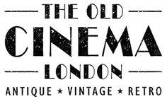 french cinema sign retro - Google Search